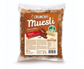 Muesli crocante com Chocolate | 500g