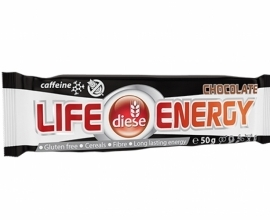 Barra Energética Chocolate | 50g