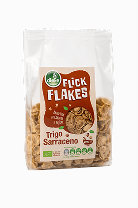Flick Flakes Trigo Sarraceno Bio